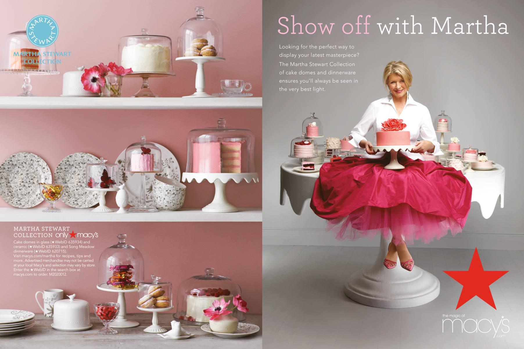 Martha Stewart for Macy\u0027s & Macys | susie theodorou