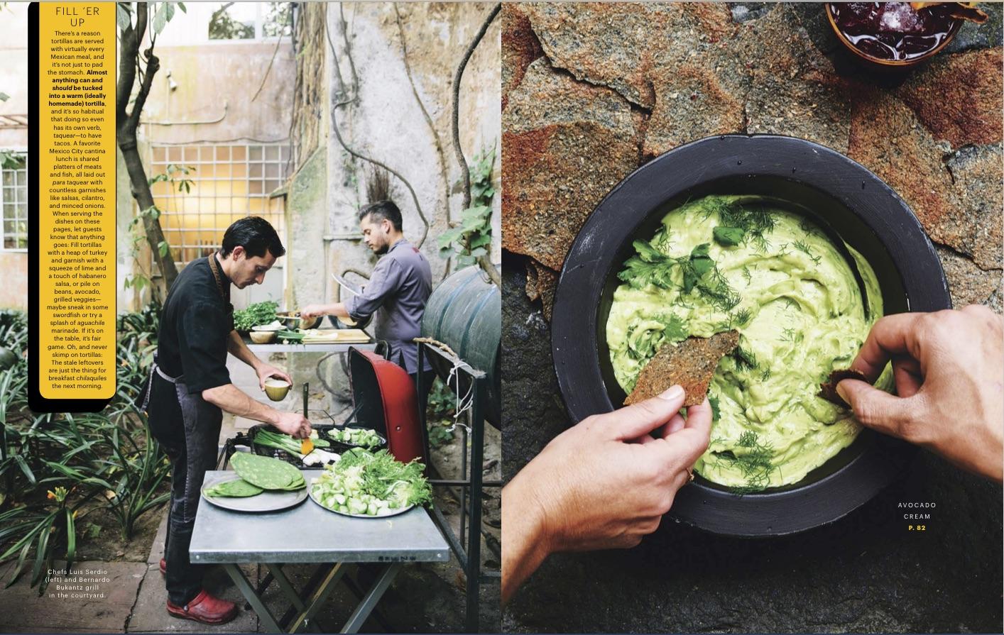 Bon Appé | Bon Appetit Modern Mexican Susie Theodorou