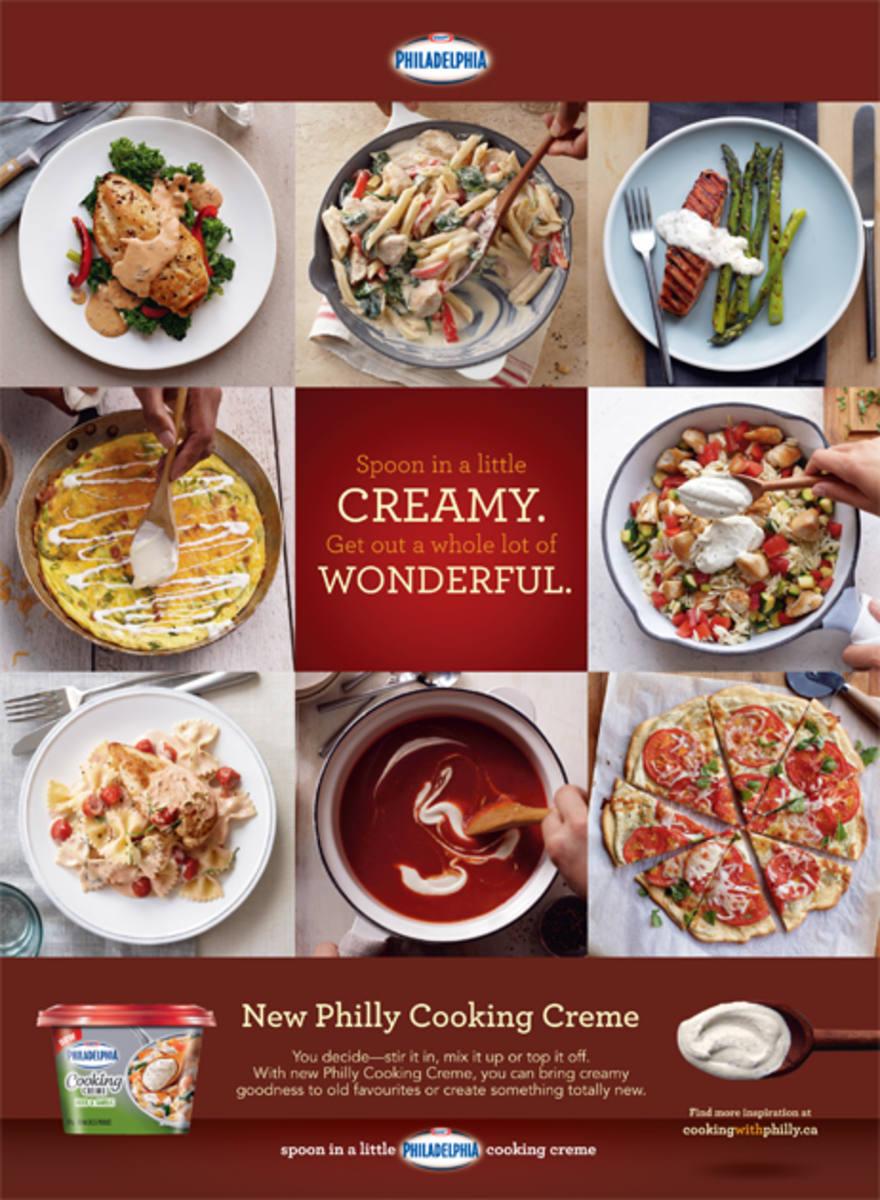Kraft Philly Cream Cheese